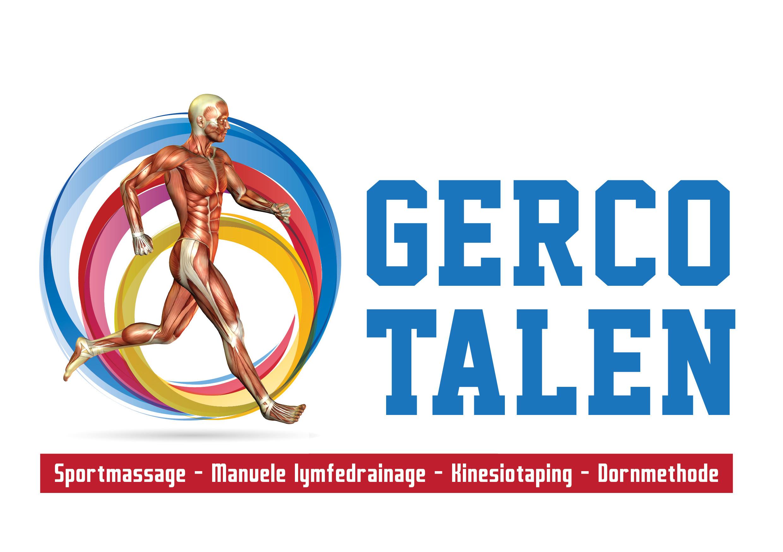 Bureau Taz logo Gerco Talen