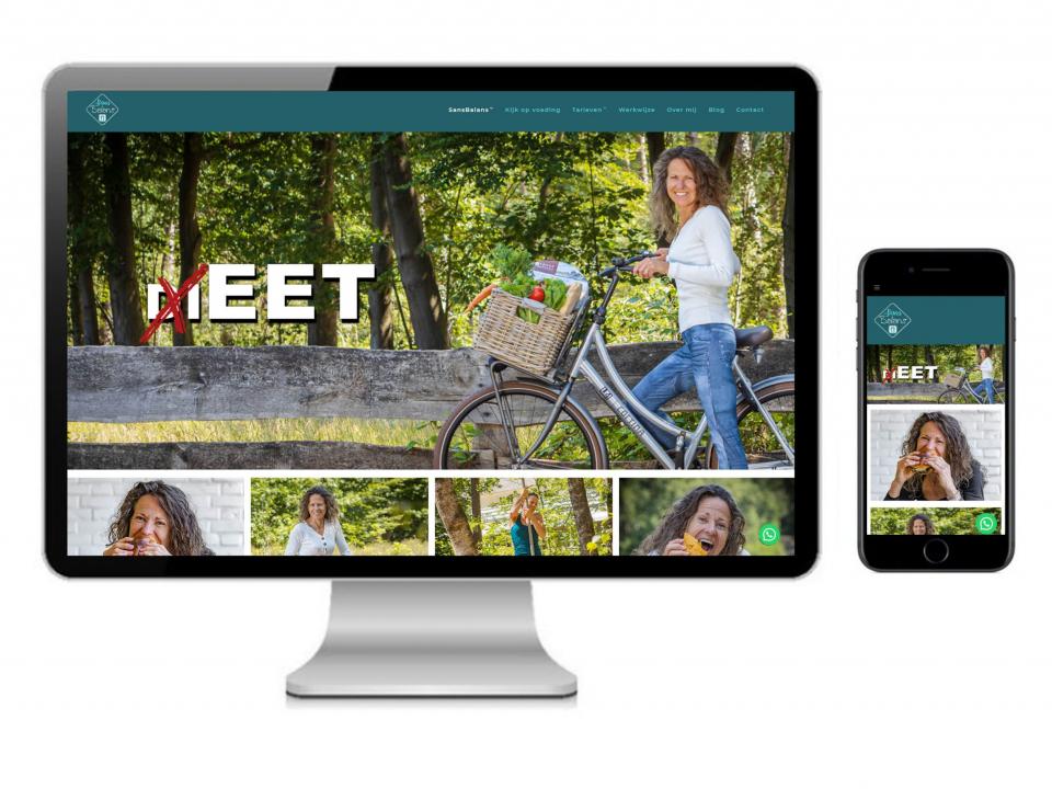 Sansbalans website Hellendoorn