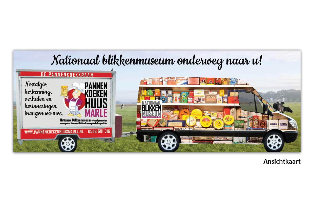 anscichtkaart reclame Nijverdal9