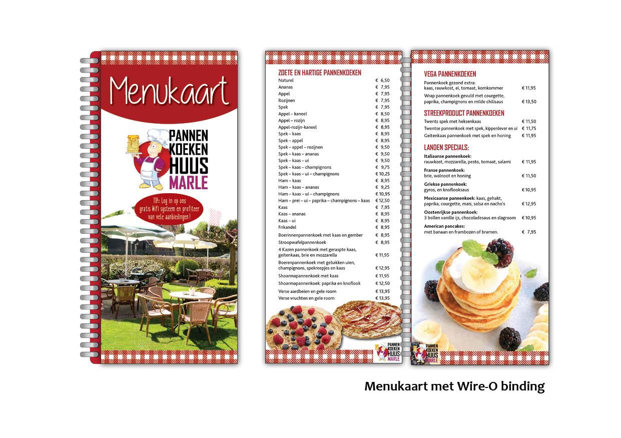 menukaart reclame Nijverdal8