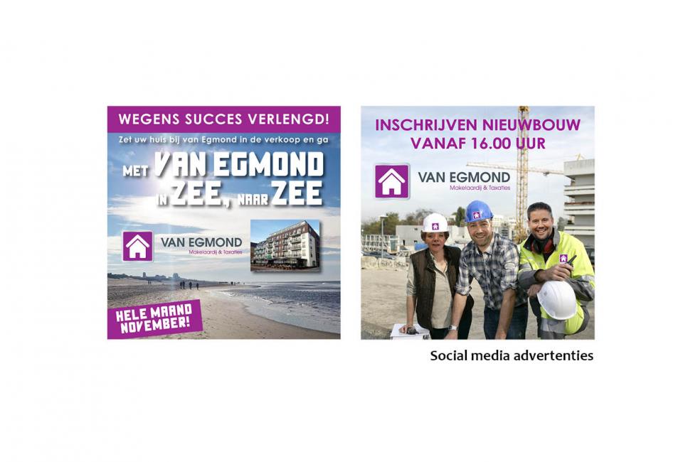 social media advertentie
